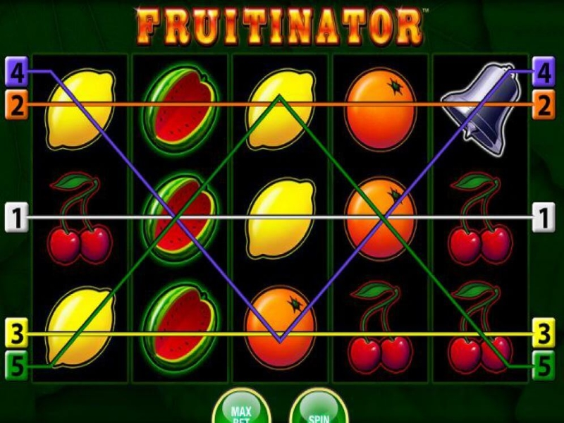 Fruitinator Screenshot