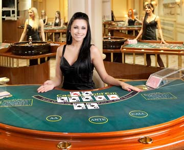 Live Dealer spēles kļūst par standartu interneta kazino