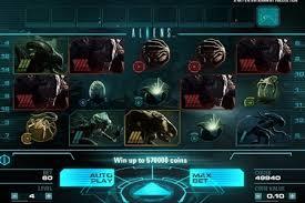 Bezmaksas gājieni spēlē Aliens Unibet interneta kazino